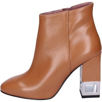 Sapatos Mulher Botins Albano BN981 Castanho