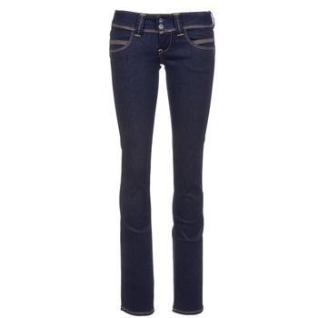 Textil Mulher Calças Jeans Pepe jeans VENUS Azul