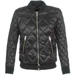Textil Mulher Casacos/Blazers Diesel W-TRINA Preto