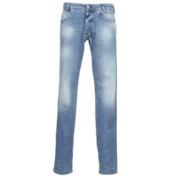 Textil Homem Calças Jeans Diesel IAKOP Azul / Claro