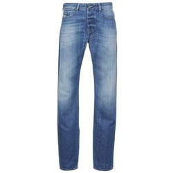 Textil Homem Calças Jeans Diesel BUSTER Azul / Claro