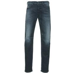 Textil Homem Calças Jeans Diesel BUSTER Azul / Escuro