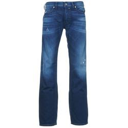 Textil Homem Calças Jeans Diesel SAFADO Azul / Escuro