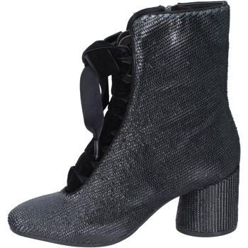 Sapatos Mulher Botins Elvio Zanon BM12 Preto