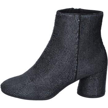 Sapatos Mulher Botins Elvio Zanon BM13 Preto