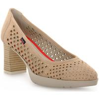 Sapatos Mulher Escarpim CallagHan PESCA SABLE Rosa