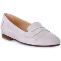 Sapatos Mulher Mocassins Frau CAMOSCIO CORDA Beige