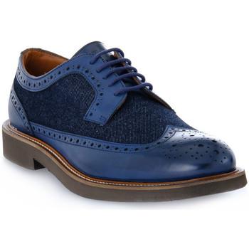 Sapatos Homem Sapatos Frau SIENA JEANS BLU Blu