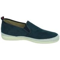 Sapatos Homem Slip on Vulca-bicha  Azul