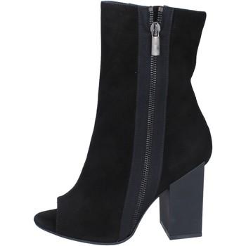 Sapatos Mulher Botins Marc Ellis BM23 Preto