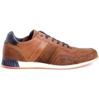Sapatos Homem Sapatilhas Bullboxer 850-K2-0030A Castanho
