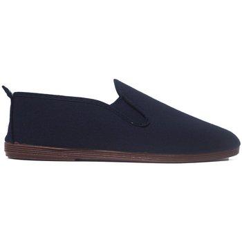 Sapatos Homem Chinelos Javer Zapatillas Kunfú  55 Marino Azul
