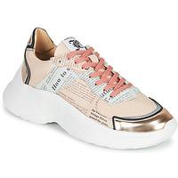 Sapatos Mulher Sapatilhas John Galliano 3645 Rosa