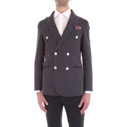 Textil Homem Casacos/Blazers Mulish VESPA-GKS907 Azul