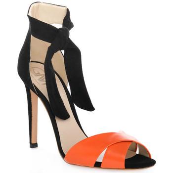 Sapatos Mulher Sandálias Gianni Marra NAPPA ARANCIO Rosso