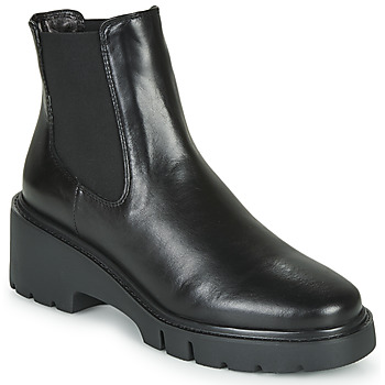 Sapatos Mulher Botas baixas Unisa JEROME Preto