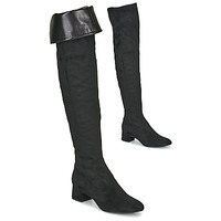 Sapatos Mulher Botas altas Unisa LUKAS Preto