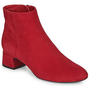 Sapatos Mulher Botins Unisa LOLI Vermelho