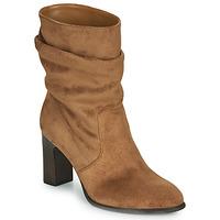 Sapatos Mulher Botins Unisa ULANO Bege
