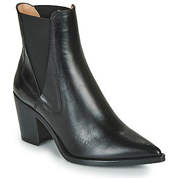 Sapatos Mulher Botins Unisa MUNIS Preto