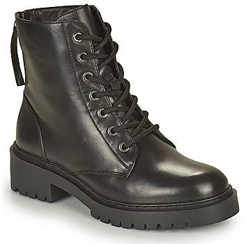 Sapatos Mulher Botas baixas Unisa JISPER Preto