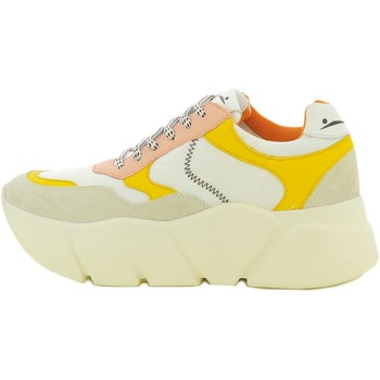 Sapatos Mulher Sapatilhas Voile Blanche CREEP creme