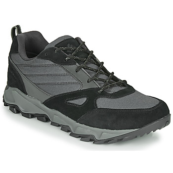 Sapatos Homem Multi-desportos Columbia IVO TRAIL WATERPROOF Preto / Cinza