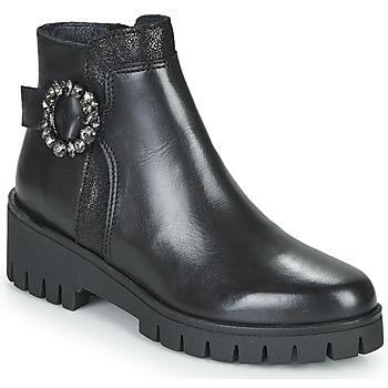 Sapatos Mulher Botas baixas Myma KAOLI Preto