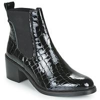 Sapatos Mulher Botins Myma  Preto
