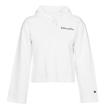 Textil Mulher Sweats Champion HEAVY COMBED COTTON FLEECE Branco
