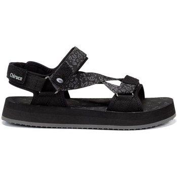 Sapatos Homem Sandálias Chiruca Sandalias  Madeira 03 Preto