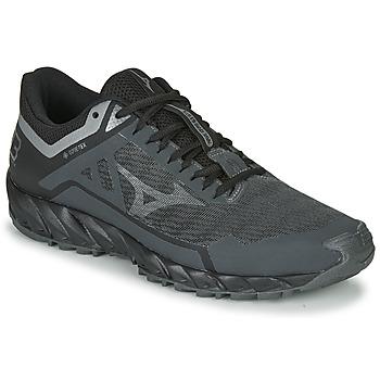 Sapatos Homem Sapatilhas de corrida Mizuno WAVE IBUKI 3 GTX Preto
