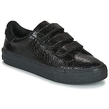 Sapatos Mulher Sapatilhas No Name ARCADE STRAPS Preto