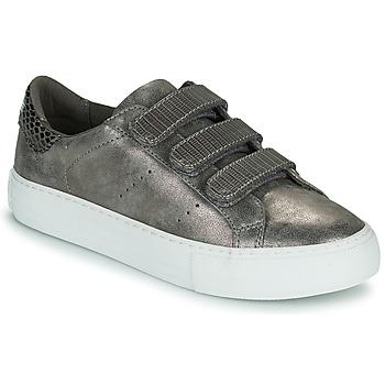 Sapatos Mulher Sapatilhas No Name ARCADE STRAPS Cinza