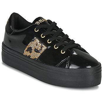 Sapatos Mulher Sapatilhas No Name PLATO M DERBY Preto