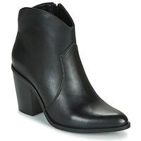 Sapatos Mulher Botins MTNG 50187-C50074 Preto