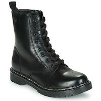 Sapatos Mulher Botas baixas MTNG 50192-C47638 Preto