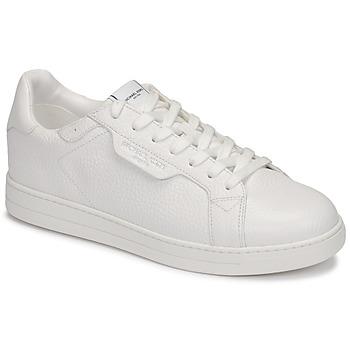 Sapatos Homem Sapatilhas MICHAEL Michael Kors KEATING Branco