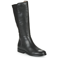 Sapatos Rapariga Botas Acebo's 9864-NEGRO-T Preto