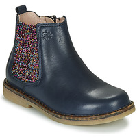 Sapatos Rapariga Botas baixas Acebo's 5274-MARINO-J Marinho