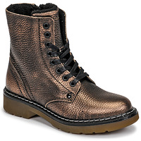 Sapatos Rapariga Botas baixas Bullboxer AOL501E6LGCHAM Bronze