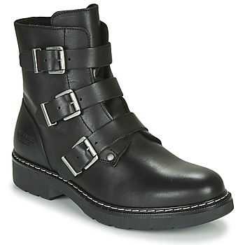 Sapatos Rapariga Botas baixas Bullboxer AOL520E6L-BLCK Preto