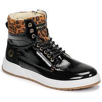 Sapatos Rapariga Sapatilhas de cano-alto Bullboxer AOF503E6L-BLCK Preto