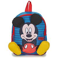 Malas Rapaz Mochila Disney BACKPACK MICKEY Multicolor