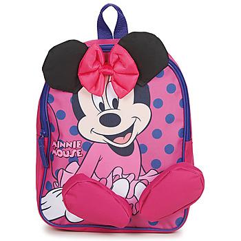 Malas Rapariga Mochila Disney BACKPACK MINNIE Rosa