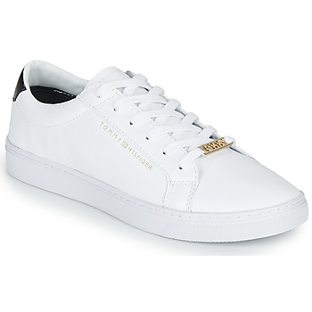 Sapatos Mulher Sapatilhas Tommy Hilfiger CUPSOLE SNEAKER Branco