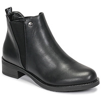 Sapatos Mulher Botas baixas Les Petites Bombes AKINA Preto
