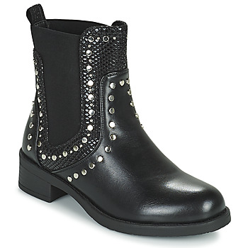 Sapatos Mulher Botas baixas Les Petites Bombes ALONA Preto