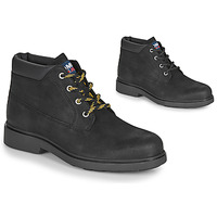 Sapatos Homem Botas baixas Tommy Jeans LOW CUT TOMMY JEANS BOOT Preto