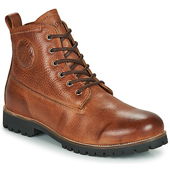 Sapatos Homem Botas baixas Blackstone OM60 Castanho